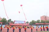 校領導觀摩運動會